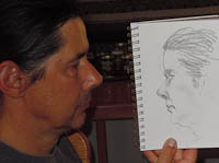 Sean & portrait