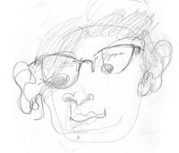 Yogi portrait cropped