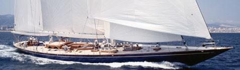 Bruce King 136ft Ketch