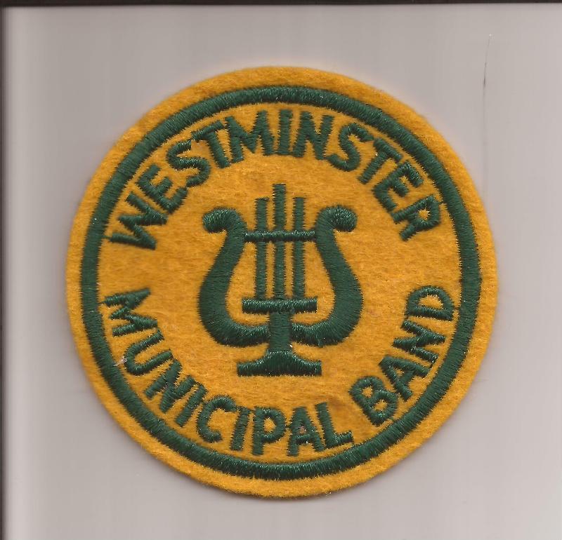 Westminster Municipal Band
