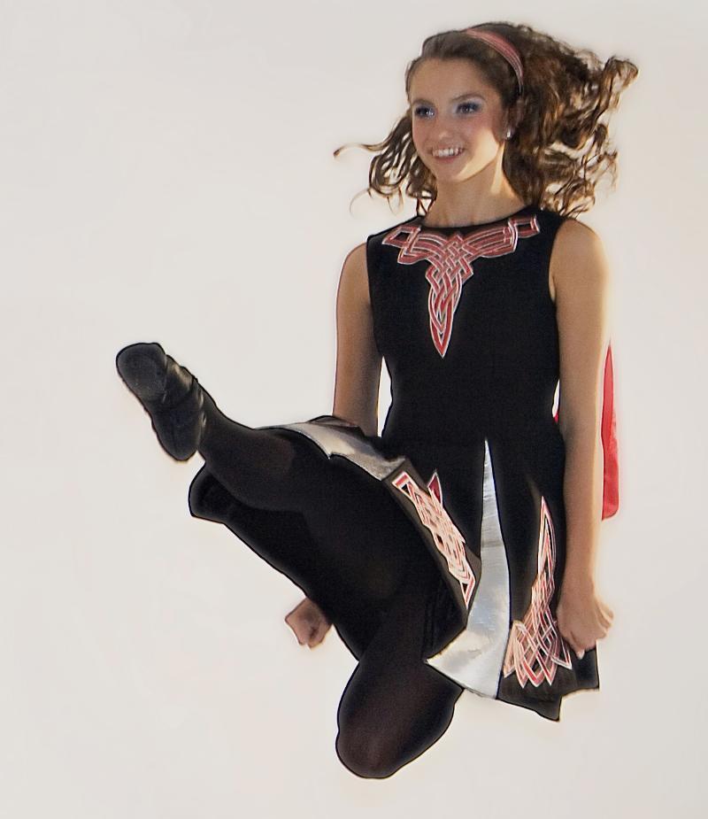 Teelin Dancer