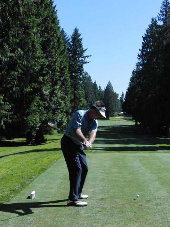 J.L. Lewis US Senior Open Sahalee