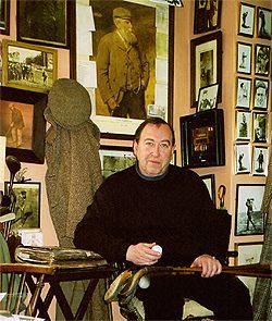 Golf Historian David Joy
