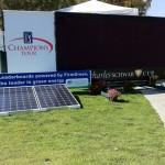 Solar Score Board