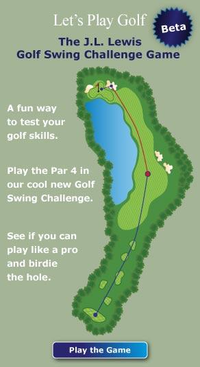 Golf Swing Challenge Game