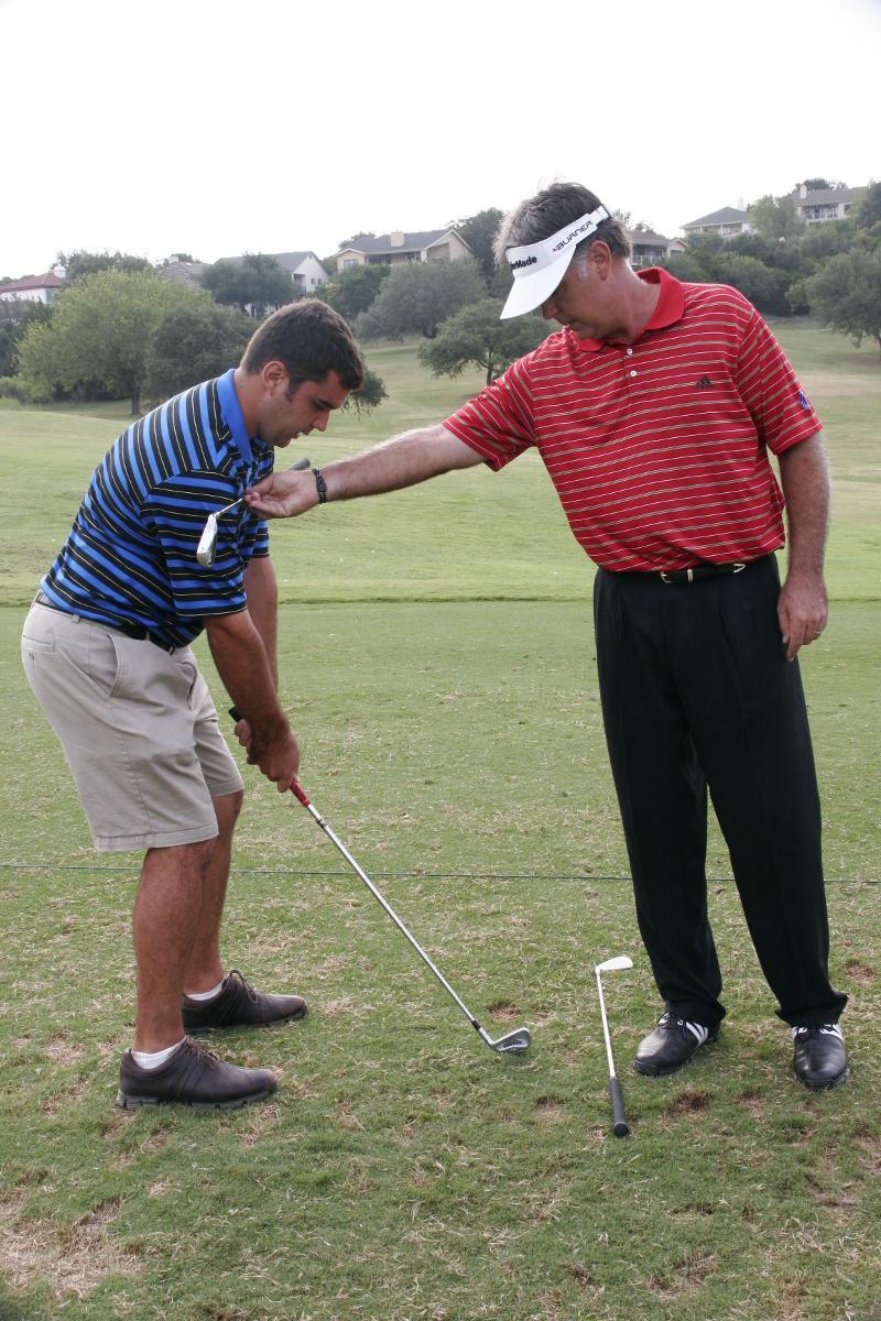 J.L. Lewis Golf Fundamentals