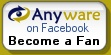 Become a Fan of Anyware Facebook (To see the image click download pictures)