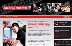 Automotive Mechanics homepage