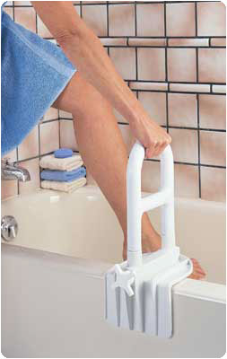 Bathtub grab bar