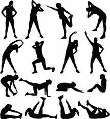 Stretching Chart
