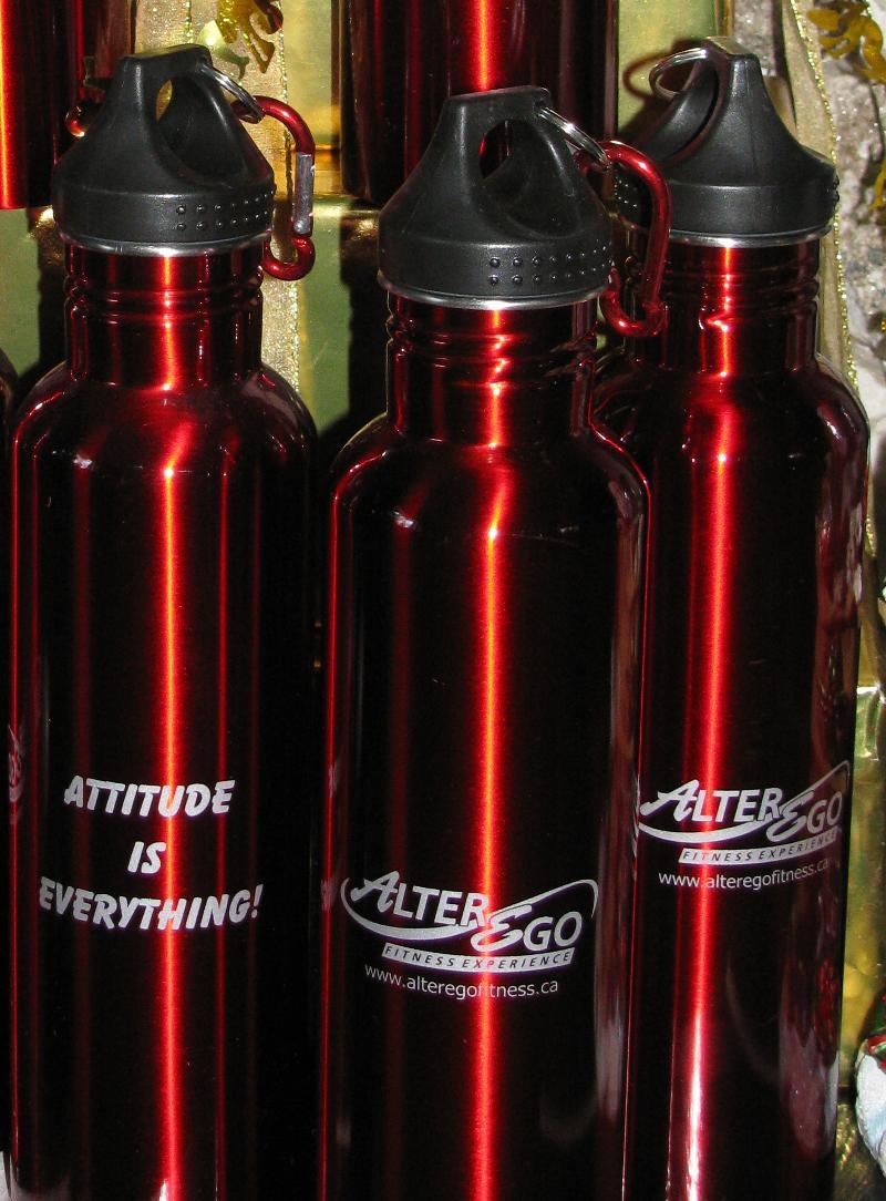 SS Water Bottles