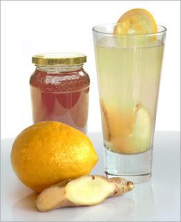 Nature's Flu Shot Drink