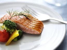 Fine Dining - Salmon