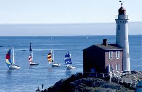 Fisgard Lighthouse - West Shore