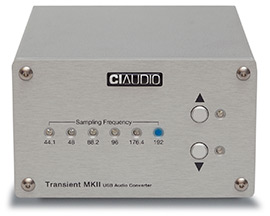CI Transient MKII Front