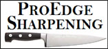 ProEdge Sharpening