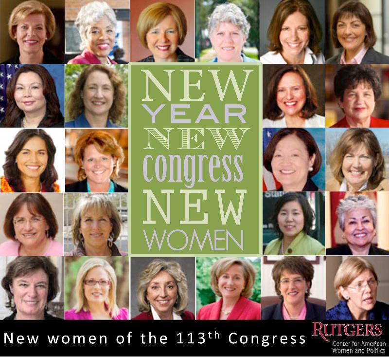 New Women 2013