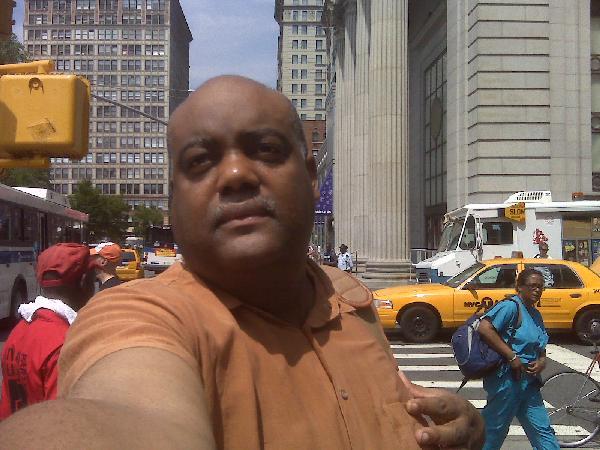 Lost in NY