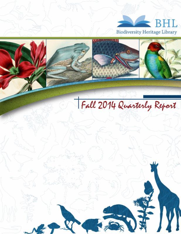 Q4 FY14 Quarterly Report Cover