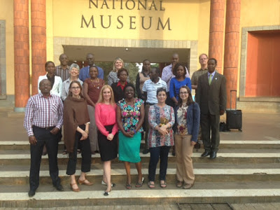 2015 BHL Africa Workshop attendees.