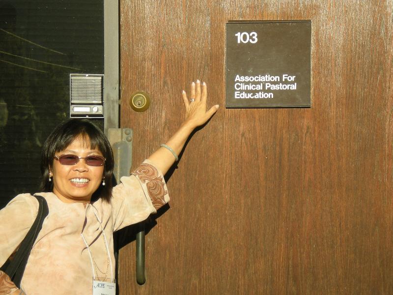 Yoke Lye at National Office
