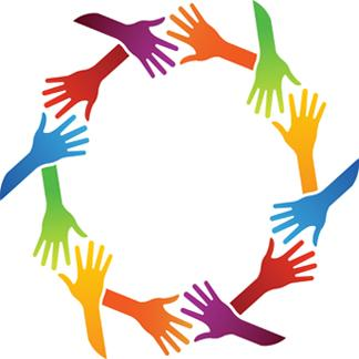 share - Hands in Circle