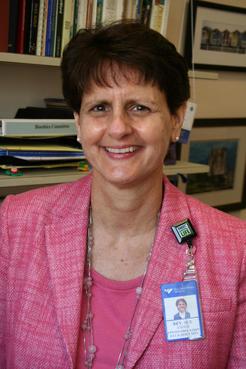 Sue Asher
