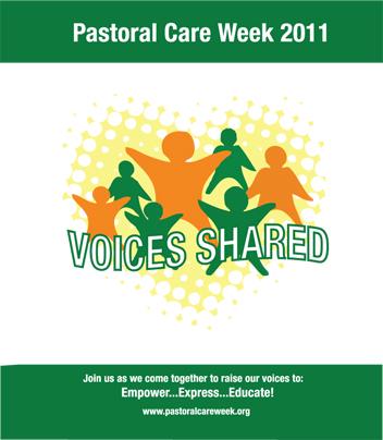 Pastoral Care Week Logo 2011