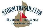 Block Island Race Week Logo