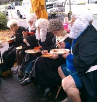 judges taste pie