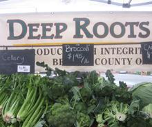 deep roots greens