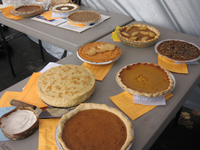 pie contest entries 2009