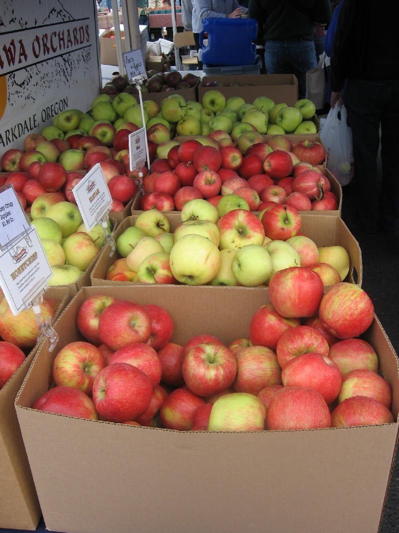 Kiokawa Apples