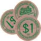oregon trail tokens