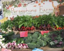persephone's display
