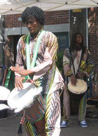 Mounafanyi drummer