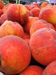 sweet sue peaches