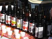 hotlips soda bottles