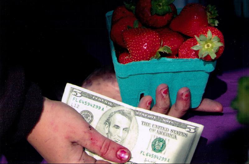 Strawberry Winner
