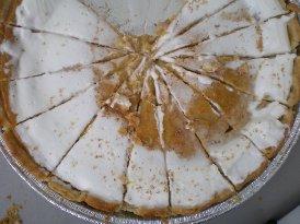 second place pie