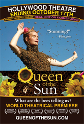queen of the sun movie poster image