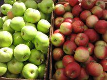 apples at kiyokawa