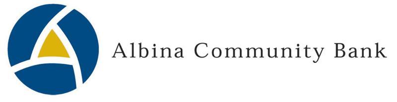 albina bank logo