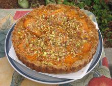 winning pie, moroccan spiced apricot tart