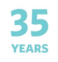 NEFA 35 years