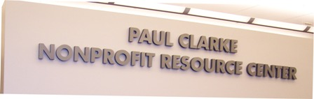 Paul Clarke Nonprofit Resource Center