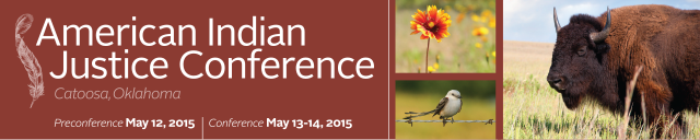 American Indian Justice Conference