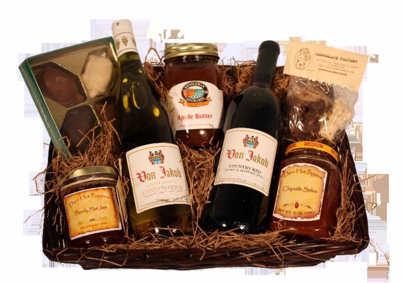 Taste of So Ill Gift Basket