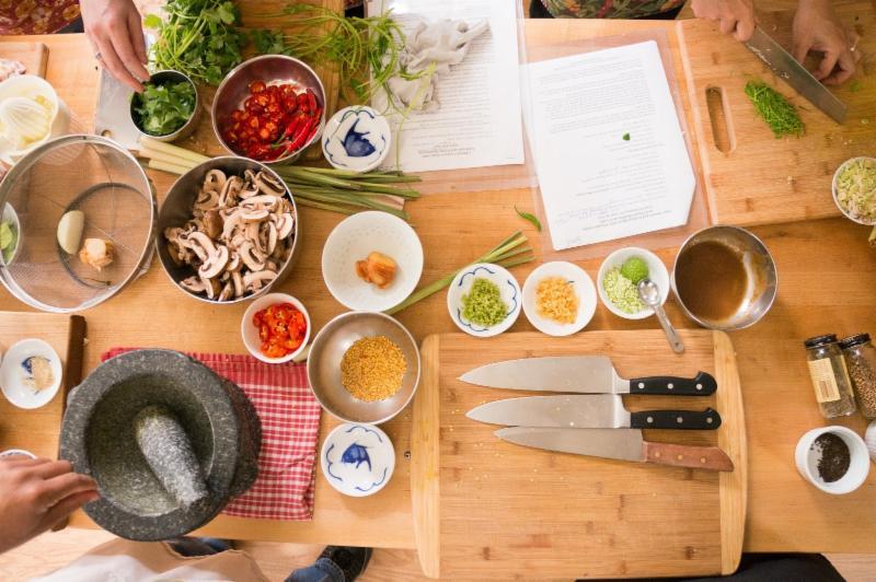 Von Jakob Cooking Class
