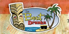 Boat Drunks Poster